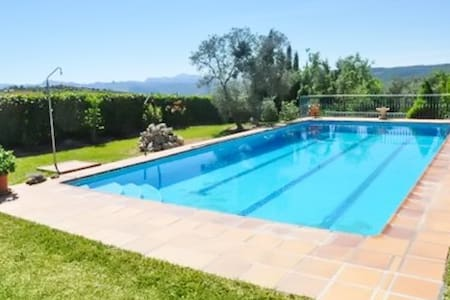 Adorable apartment w/ pool & garden - Arriate (Malaga Province) - Διαμέρισμα