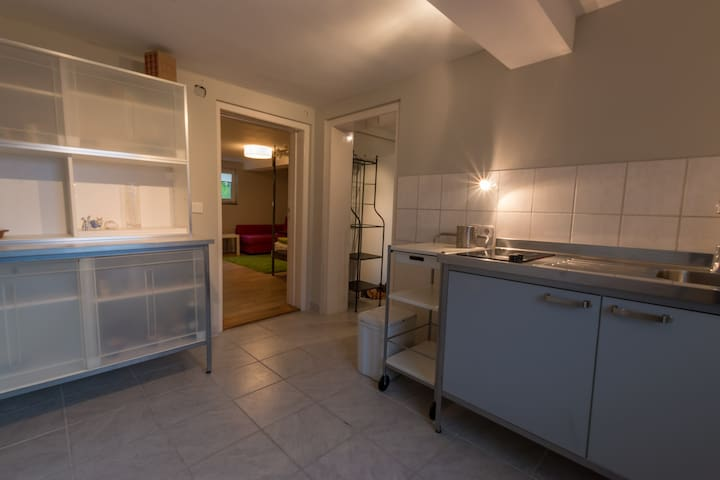"""Reduziert ( wg. Baustelle ggü.)  """"Schwalbennest"""" - Lüneburg - Apartemen"""