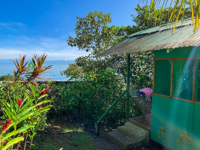 Double Room with Garden View ! - Agujitas de Drake