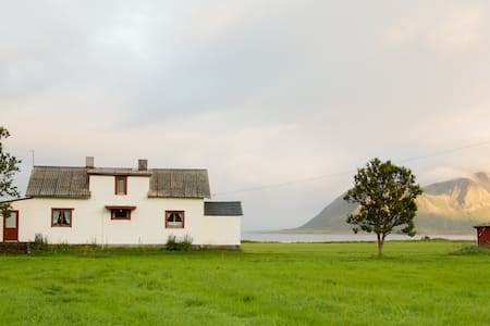 Anna-house, Andøya, Vesterålen