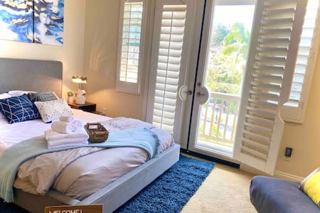 Luxury Private Loft w/ BEST bed NEW LISTING Irvine