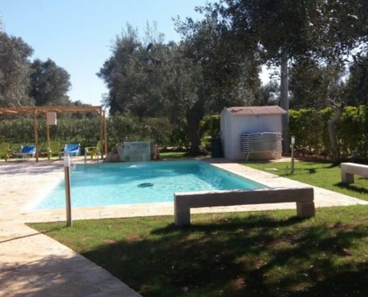 Villa Ghetta Country House, piscina e relax