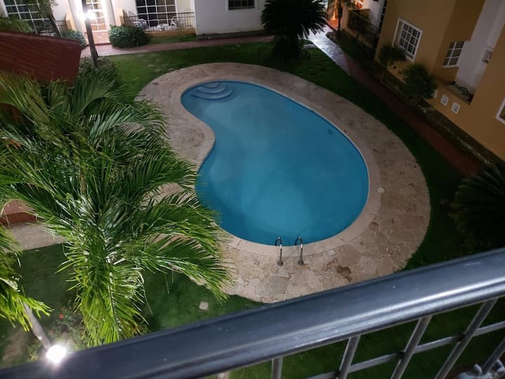 Apartamento amueblado, Punta Cana.