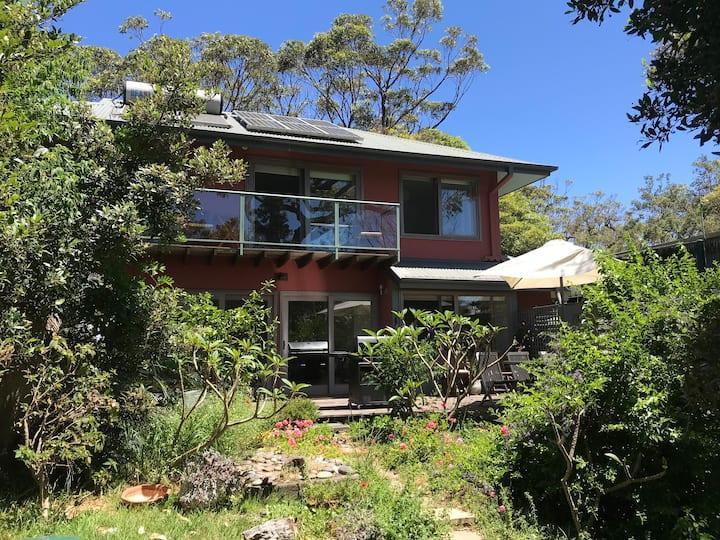 Beach House Guerilla Bay South Coast
