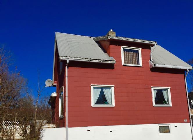 Bruunsgaard feriehus - Leknes Lofoten - Leknes - Casa