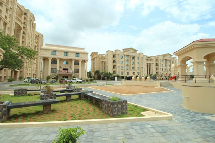 Accura Homes - Luxury Stay @ Trichy For Families