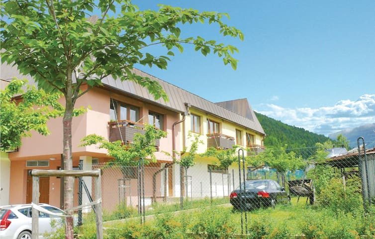 Holiday apartment with 1 bedroom on 65 m² in Dolni Becva