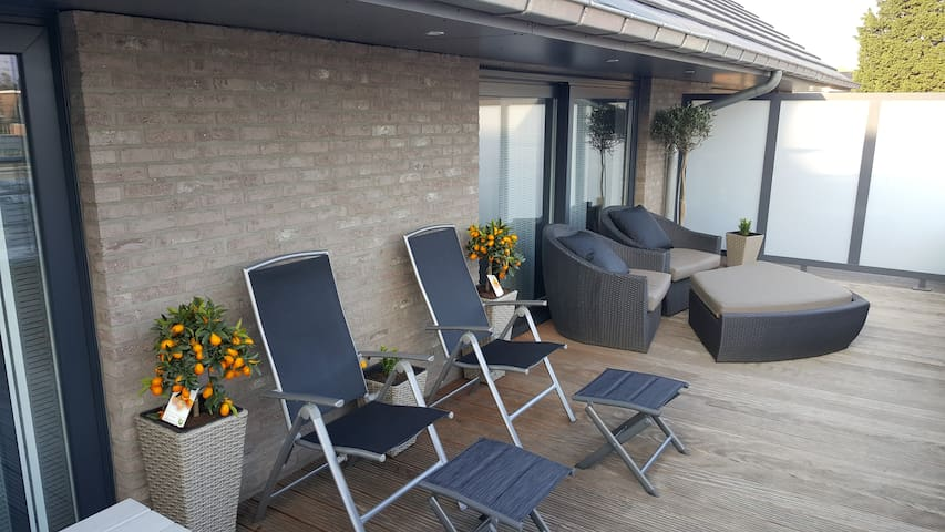 Bon-temps Business & Leisure apartment near Ghent. - Evergem - Appartement