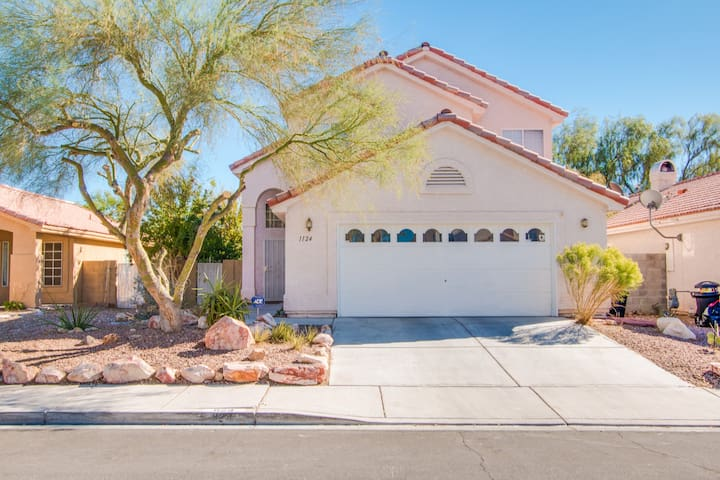 Las Vegas ideal vacation home