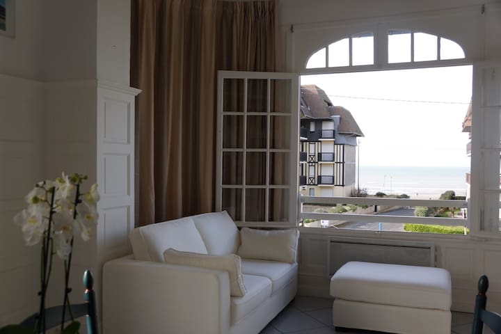 Appartement Cabourg Vue mer - Cabourg - อพาร์ทเมนท์