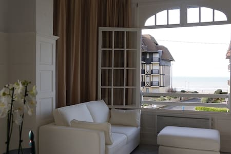 Appartement Cabourg Vue mer - Cabourg - Apartmen