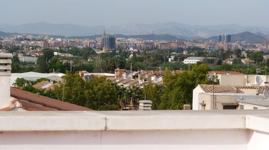 Piso en La Alberca junto a Arrixaca