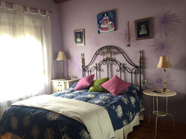 Casa con encanto la almazara 2 - Coria Cáceres  - Huis