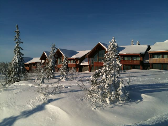 Luxury apt. all yours loc. in 832m - Trysil - Apartament