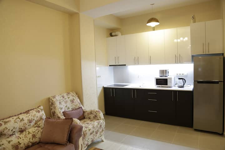 One Bedroom Apartment With Balcony Second Type