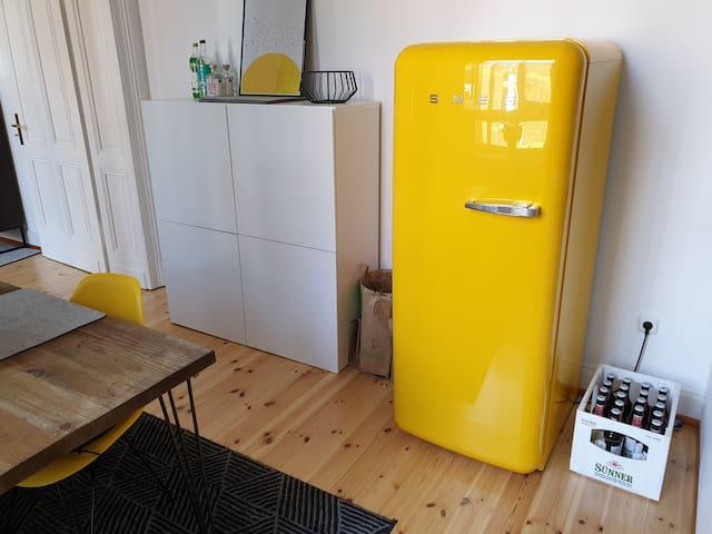 Altbau Traumwohnung im Agnesviertel Köln