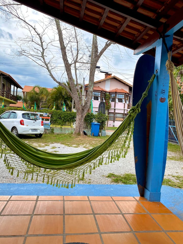 Hostel Surf de Bem (70 metros da praia)