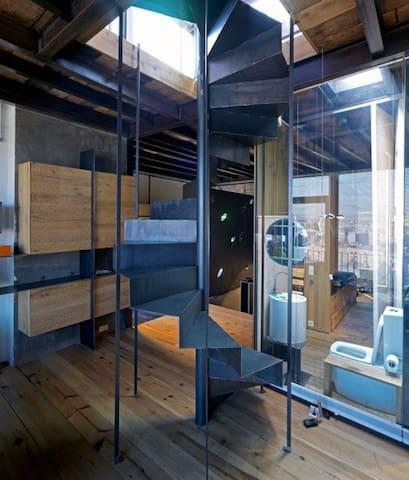 Penthouse with bosphorus  ( 4floorsistanbul )
