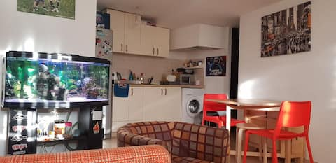 shared apartment in the heart of Jerusalem