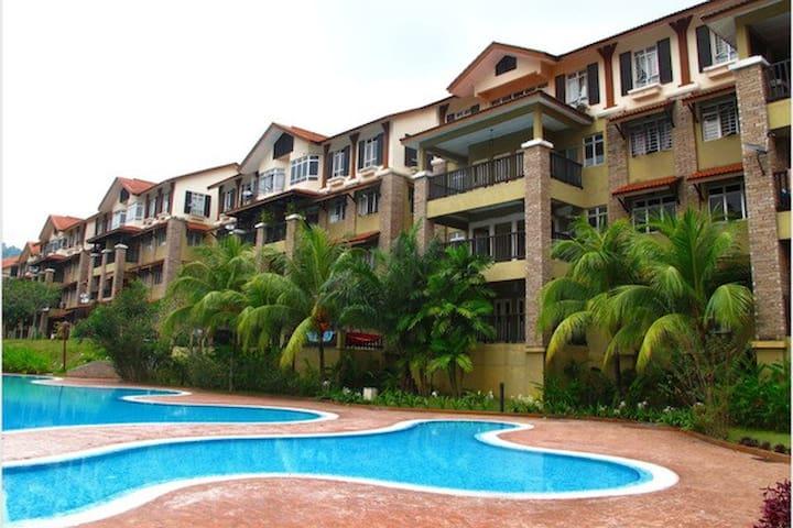 D'Rimba Homestay, Kota Damansara - Petaling Jaya - Apartment