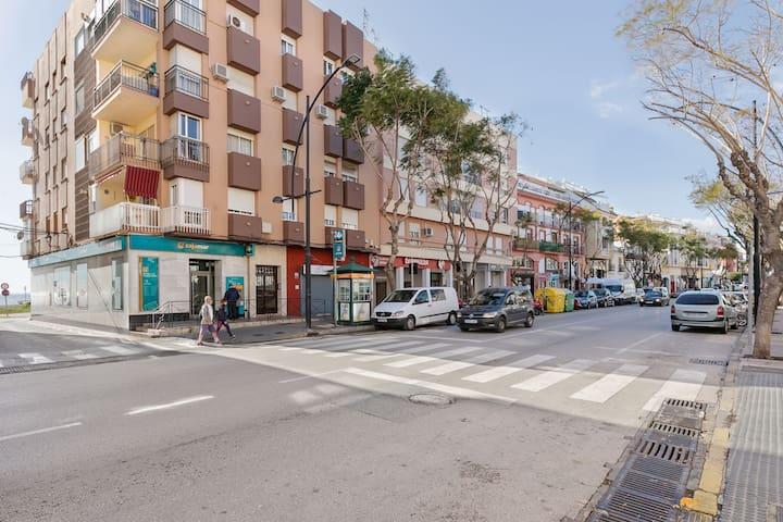 Boutique Apartment in Rincon de la Victoria with Terrace