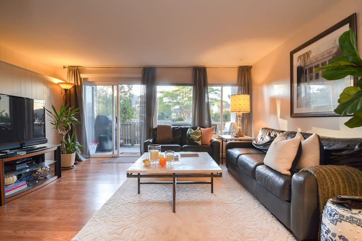 Immaculate Apartment Centrally Located - Seattle - Wohnung