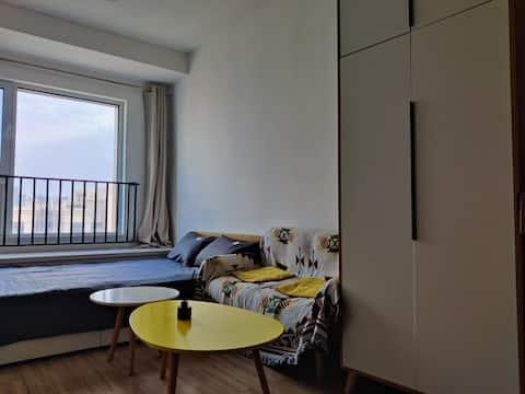 【独立公寓】第一次出租,欢迎小哥哥小姐姐们垂询哦!