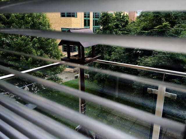 Room with balcony in City Centre - Newcastle upon Tyne - Appartement