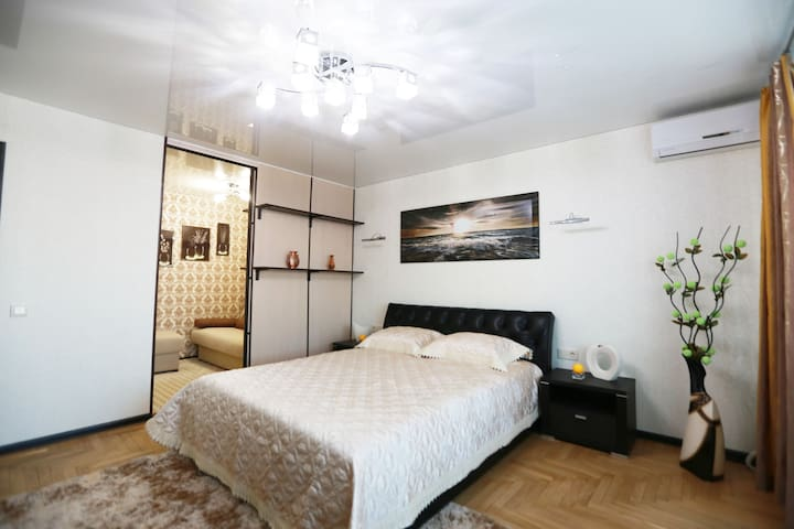 Comfortable apartment, right in the heart of Minsk - Minsk - Apartamento