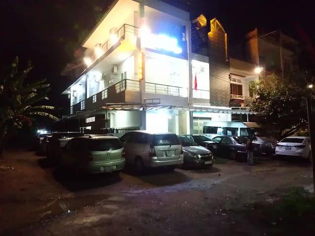 Khách sạn Cao Lãnh giá rẻ.