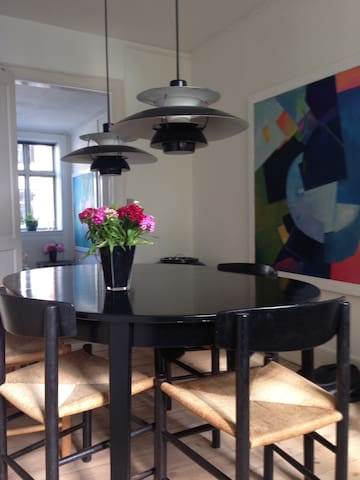 Beautiful apartment in the heart of Copenhagen - Kodaň - Byt