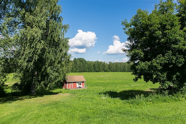 A cottage at a farm - Savonlinna - 小屋