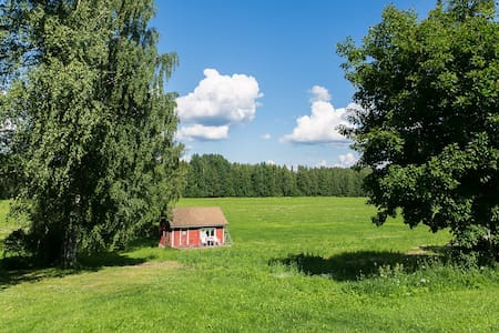 A cottage at a farm - Savonlinna