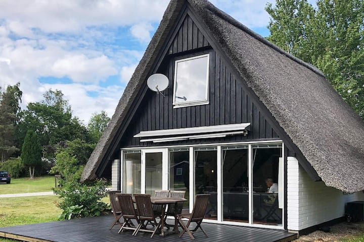 Scenic Holiday Home in Orsted near Sea