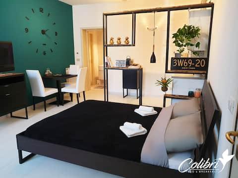 Appartamento Colibri - colazione compresa