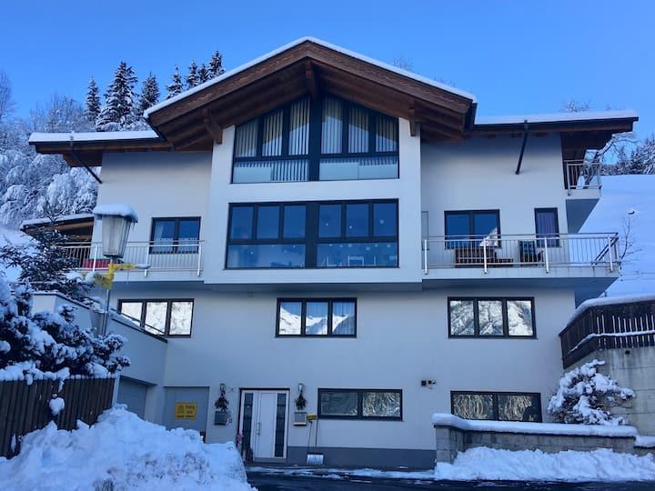 Das Haus Kunz - Apart Eisenkopf mit Whirlpool !