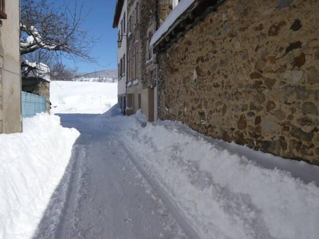 Maison de charme à la montagne 1600m altitude - Mont-Louis - House