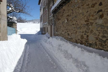 Maison de charme à la montagne 1600m altitude - Mont-Louis - Hus