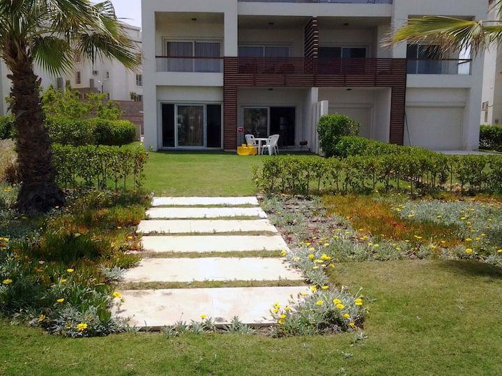 Modern Duplex Villa in AMWAJ North Coast