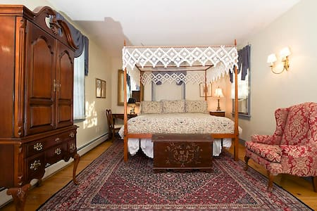 Pineapple Inn - Room 7 - Nantucket - Bed & Breakfast