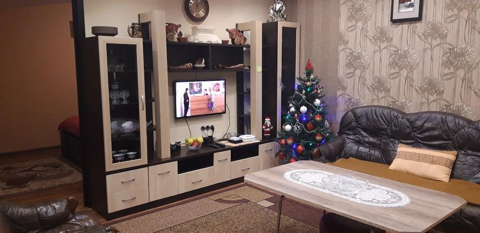 2 bedroom apt. in Gori, near to Stalin Museum