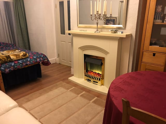 En-suite Bedroom, 12 minutes from Central London!