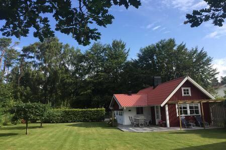 Cottage on the swedish westcoast