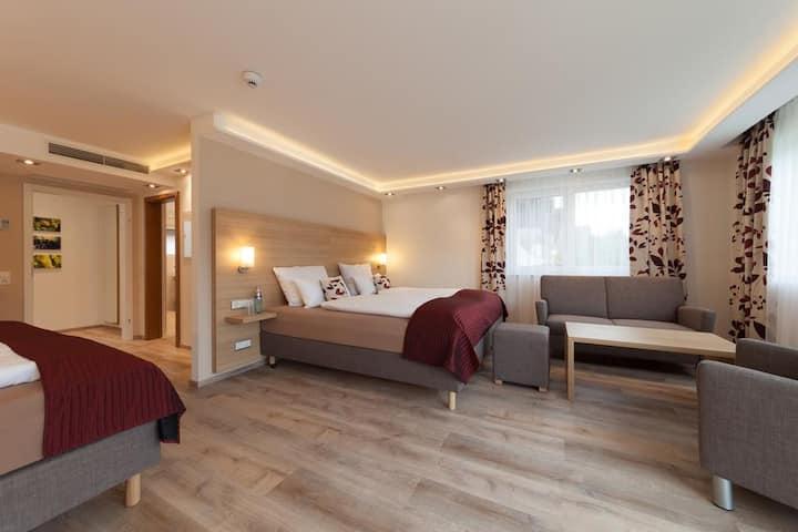 Hotel und Restaurant Alemannenhof, (Schallstadt), Junior Suite