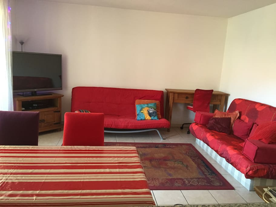 Chambre lumineuse et confortable appartements louer for Chambre a louer nice france