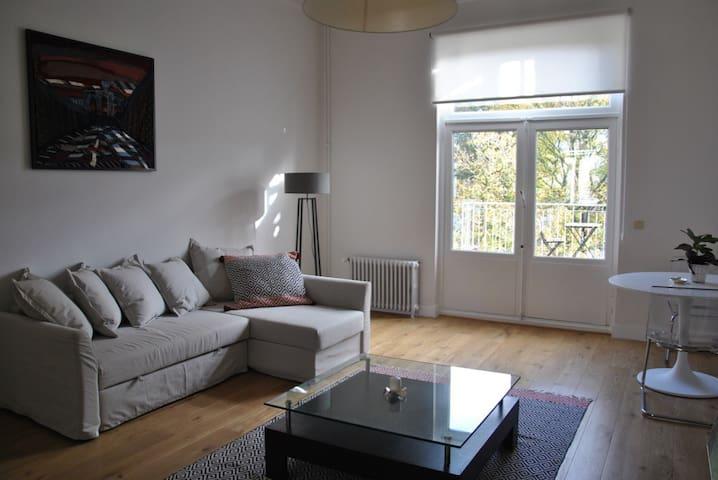 Superbe appartement terrasse entièrement rénové
