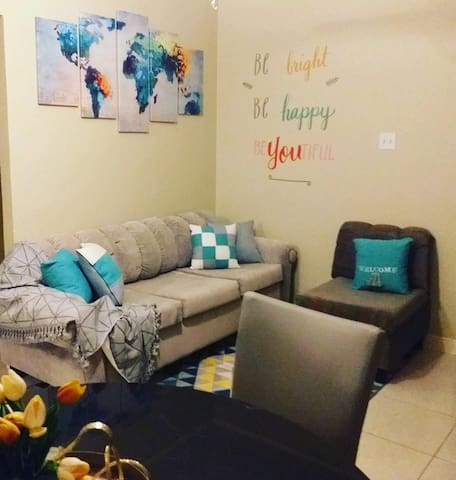 Beautiful 2bedroom in gated community(FREE PICKUP)