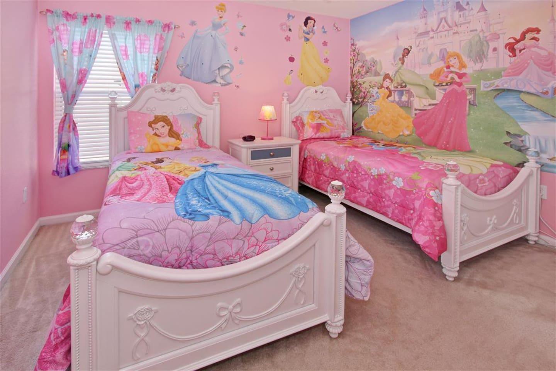 Girl Princess room