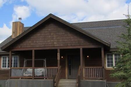 Alpine Lake House ECLIPSE 2017!!! - 阿尔派恩(Alpine) - 小木屋