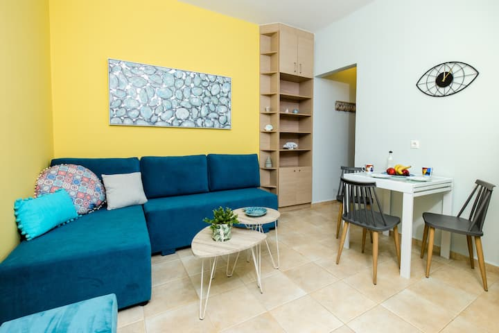 Gardenia - garden view ~ Anastellar apartments